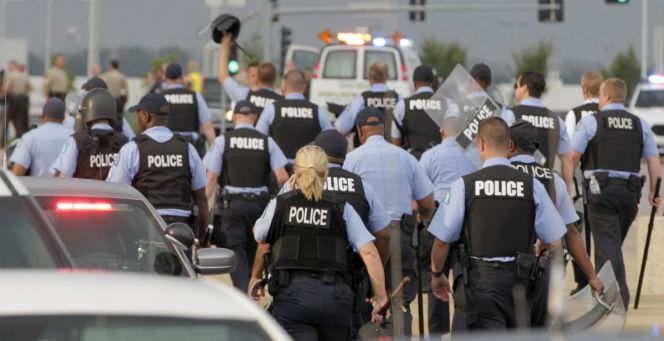 Cop kills a man in St. Louis, sparking more protests