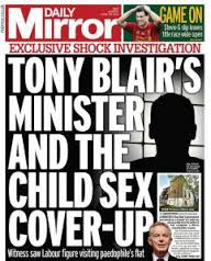 Blair Cover Up